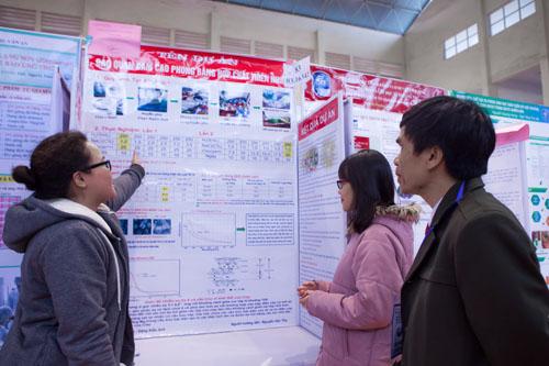 Học sinh trường THPT chuyên Hoàng Văn Thụ đoạt giải cao trong hội thi Khoa học kỹ thuật cấp quốc gia