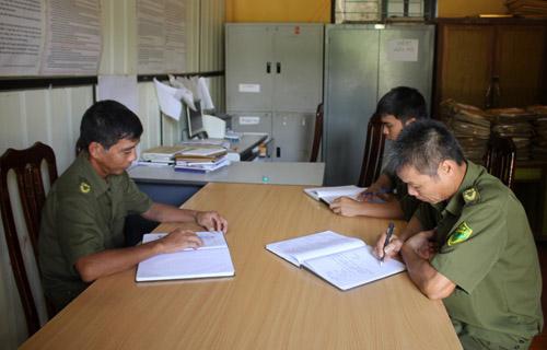 Xã Đồng Tâm - giữ vững ANTT ở cơ sở
