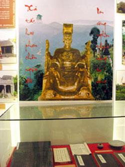 Vua Trần Nhân Tông và những tác phẩm văn chương bất hủ