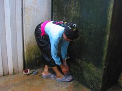 Người dân vùng cao có ý thức hơn trong thực hiện hành vi vệ sinh cá nhân