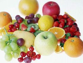 Hoa quả - Nguồn cung cấp vitamin dồi dào.