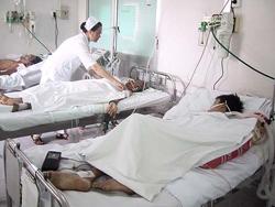 Bệnh nhân ngộ độc điều trị tại đơn vị chống độc thuộc Khoa Bệnh nhiệt đới Bệnh viện Chợ Rẫy
