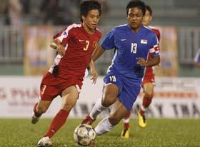 U19 Việt Nam giành chiến thắng chưa thuyết phục .