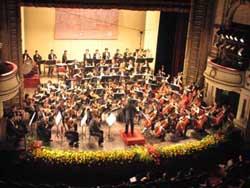 Dàn nhạc đầu tiên của 10 quốc gia - ASEAN Symphony Orchestra 2010