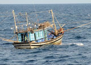 COC sẽ góp phần giúp đảm bảo an toàn cho các hoạt động hợp pháp trên biển Đông - Ảnh: Hoàng Long