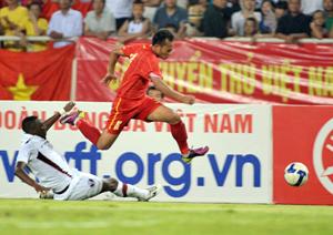 Trận giao hữu gặp Nhật Bản là cơ hội lớn cho tuyển Việt Nam - Ảnh: Gia Hưng