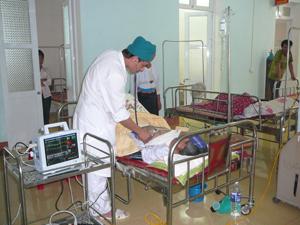 Bệnh viện Đa khoa Yên Thủy được đầu tư xây dựng cơ sở vật chất, trang thiết bị đáp ứng yêu cầu chăm sóc sức khỏe nhân dân.