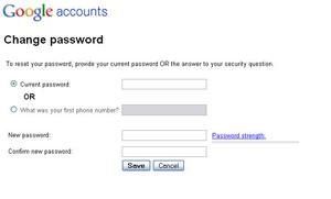 Thay đổi mật khẩu email thường bị người dùng xem nhẹ.