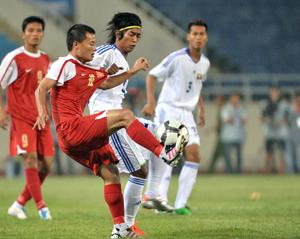 U23 Việt Nam cần tận dụng VFF Cup để kiểm định sức mạnh - Ảnh: Gia Hưng