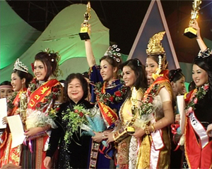 Đêm chung kết cuộc thi Hoa hậu các dân tộc Việt Nam lần 1- 2007