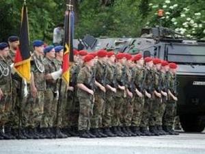 Đức muốn cắt giảm quân số. (Nguồn: AP)