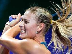 Sharapova thua trận đầu.