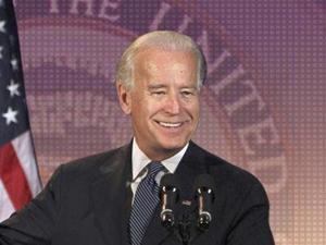 Phó Tổng thống Mỹ Biden.