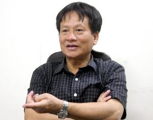 Phó Trưởng ban tuyên giáo Thành ủy Hà Nội Phan Đăng Long