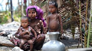 84 người thiệt mạng, ít nhất 22.500 người mất nhà cửa vì xung đột sắc tộc ở Myanmar - Ảnh: CNN
