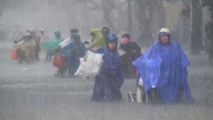 Sau bão, sẽ có mưa lớn ở các tỉnh Trung Bộ. (Ảnh minh họa)