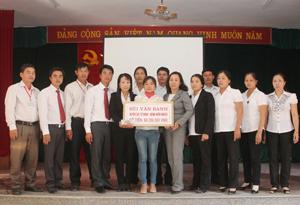 Công ty BHNT Prudential Việt Nam chi trả quyền lợi tử vong cho gia đình ông Bùi Văn Banh số tiền là 68.350.000 đồng.