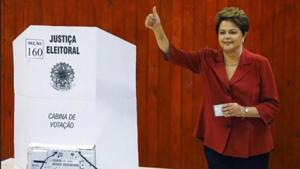 Tổng thống Brazil Dilma Rousseff. (Ảnh: Reuters).