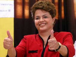 Bà Dilma Rousseff - Nữ tổng thống đầu tiên của Brazil