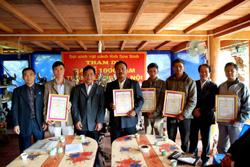 5 hội viên Hội SVC huyện Lương Sơn được Trung ương Hội SVC Việt Nam khen thưởng