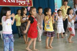 Trẻ em là tương lai của đất nước