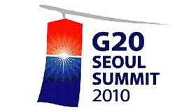 Hội nghị thượng đỉnh G20 diễn ra tại Seoul trong hai ngày 11 và 12/11