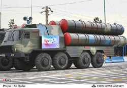 Hệ thống tên lửa S-300 mà Iran tuyên bố tự phát triển và sắp bắn thử