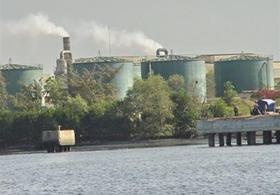 Sông Thị Vải đã cứu ra khỏi tình trạng ô nhiễm được 95%.