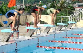 Bơi lội là một trong các môn sẽ được nhà trường đưa vào chương trình đào tạo, tập huấn.