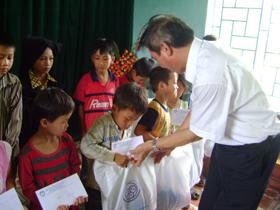 Phong trào CTĐ đã góp phần giúp nhiều học sinh khó khăn vươn lên trong cuộc sống.