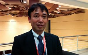 Ông Furuhashi Goro - Trưởng đại diện văn phòng NTT Docomo tại Hà Nội.