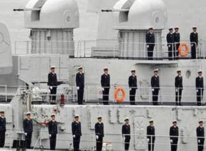 Hải quân Trung Quốc (ảnh minh họa).