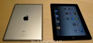 iPad 2 chưa làm người dùng thoả mãn với độ phân giải màn hình.