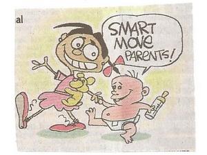 Tranh minh họa từ báo Hindustan Times (Ấn Độ).