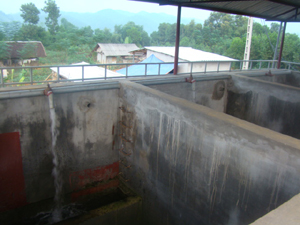 Chương trình nước sạch về nông thôn của xã Gia Mô đã đem lại hiệu quả thiết thực giúp cho đời sống của nhân dân đang từng bước được cải thiện.