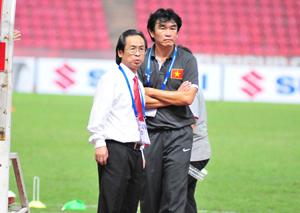 HLV Phan Thanh Hùng vẫn nhận được sự tin tưởng từ VFF