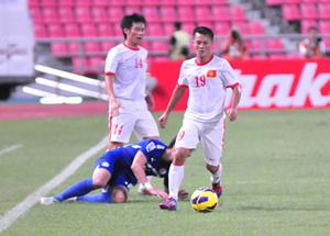Việt Nam sẽ chơi một trận đấu để đời với Thái Lan - Ảnh: An An