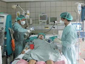Cấp cứu cho một bệnh nhân nhiễm cúm A/H5N1