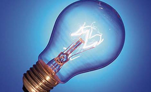 Hiện tại, 1/2 số đèn chiếu sáng bán ra trên các thị trường thế giới vẫn là loại đèn sợi đốt không tiết kiệm năng lượng. Ảnh: Getty Images.