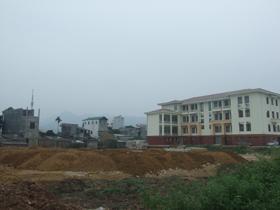 Trung tâm Quỳnh Lâm đang triển khai nhiều dự án đầu tư hạ tầng