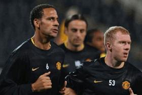 Rio Ferdinand và Paul Scholes sẽ trở lại khi MU chạm trán Arsenal
