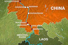 Hạn hán đe dọa cuộc sống của 65 triệu người ở 6 nước dọc sông Mê Kông