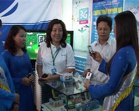 Điện thoại cố định và di động phát triển thêm nhiều thuê bao mới trên địa bàn tỉnh Hoà Bình