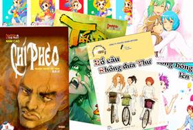 Thị trường truyện tranh Việt sẽ lạc quan trong năm 2011?