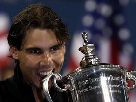 Nadal đăng quang tại US Open.