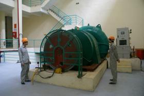 Thủy điện Suối Nhạp (Đà Bắc) công suất 4 MW đã đi vào vận hành