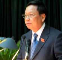 Đồng chí Bùi Văn Tỉnh, Phó Bí thư Tỉnh uỷ, Chủ tịch UBND tỉnh
