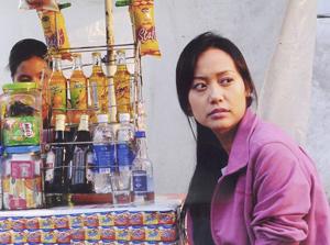 Diễn viên Hồng Ánh trong phim