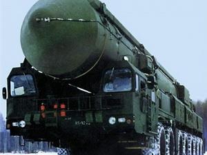 Tên lửa đạn đạo liên lục địa Voevoda. (Nguồn: moscowtopnews.com)