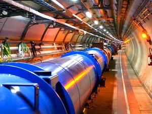 Máy LHC. Ảnh minh họa. (Nguồn: scienceblogs.com)